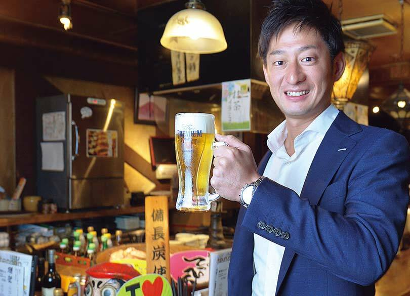 """サントリー営業が""""グラス手洗い""""推す理由 ビール離れでも過去15年間上昇基調"""