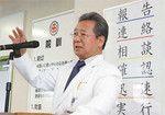 総合病院グループを一代で築いた渡邉一夫理事長。夏祭りなどの職員参加型イベントも積極的に企画。