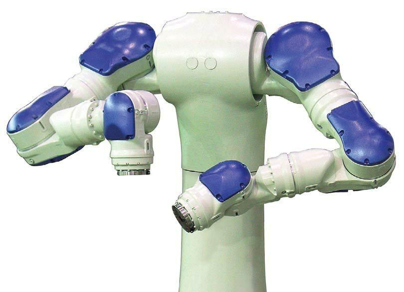 人とロボットは「共存」して仕事を助け合う