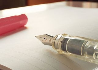書くことが楽しくなる子ども向け万年筆
