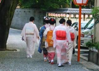 京都・御茶屋「一見さんお断り」の理由