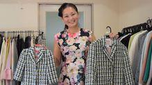 外出自粛なら服は不要なのか、オーダーメイドで起業した女性社長の葛藤と決断