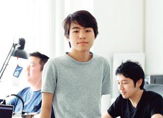 メルカリの先をいく「17歳CEO」の将来