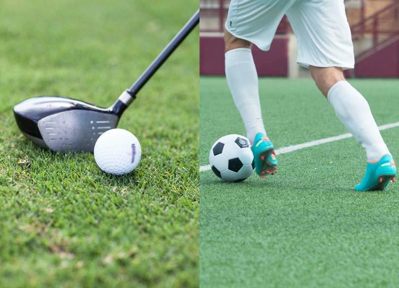 ゴルフとサッカー、出世に近いのはどっち?
