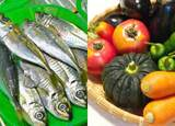 魚の価格が上がると野菜が売れる?