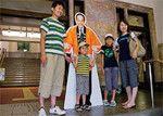 もはや観光スポットの定番となった宮崎県庁。