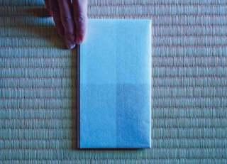 奥ゆかしさを追求した日本の「折形」