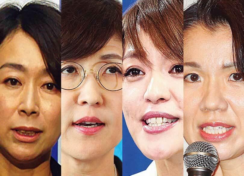 超エリート「女性代議士」がつまずくワケ パワハラ、不倫、カネ……