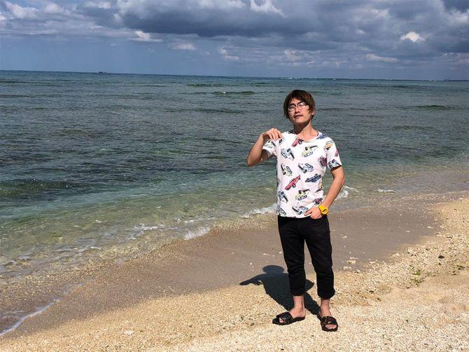 沖縄暮らしを満喫中。沖縄に行ったのも「相性の良い人」に付いていった結果です。