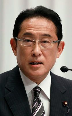 岸田文雄氏