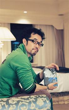 <strong>作家 和田 竜</strong>●1969年12月、大阪府生まれ。早稲田大学政治経済学部卒。2003年、映画脚本「忍ぶの城」で第29回城戸賞を受賞。07年、同作を小説化した『のぼうの城』で作家デビュー、直木賞候補となる。08年、小説第二作「忍びの国」を発表。
