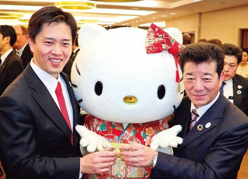「大阪のライバルは東京ちゃう、パリや」  なぜ外国人観光客ウケが抜群なのか