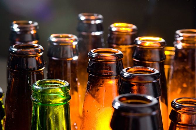 ビールのボトル