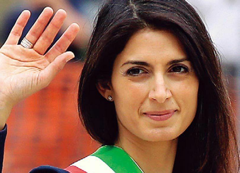 「美人すぎる」ローマ史上初の女性市長
