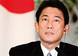 外務大臣 岸田文雄 -タカの群れに紛れ込んだ「ハト」
