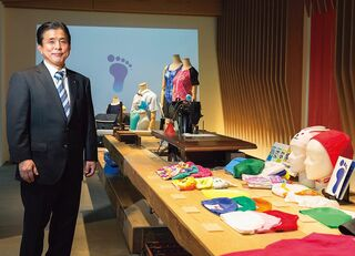 日本一の水泳帽を生んだ「下町経営」の心