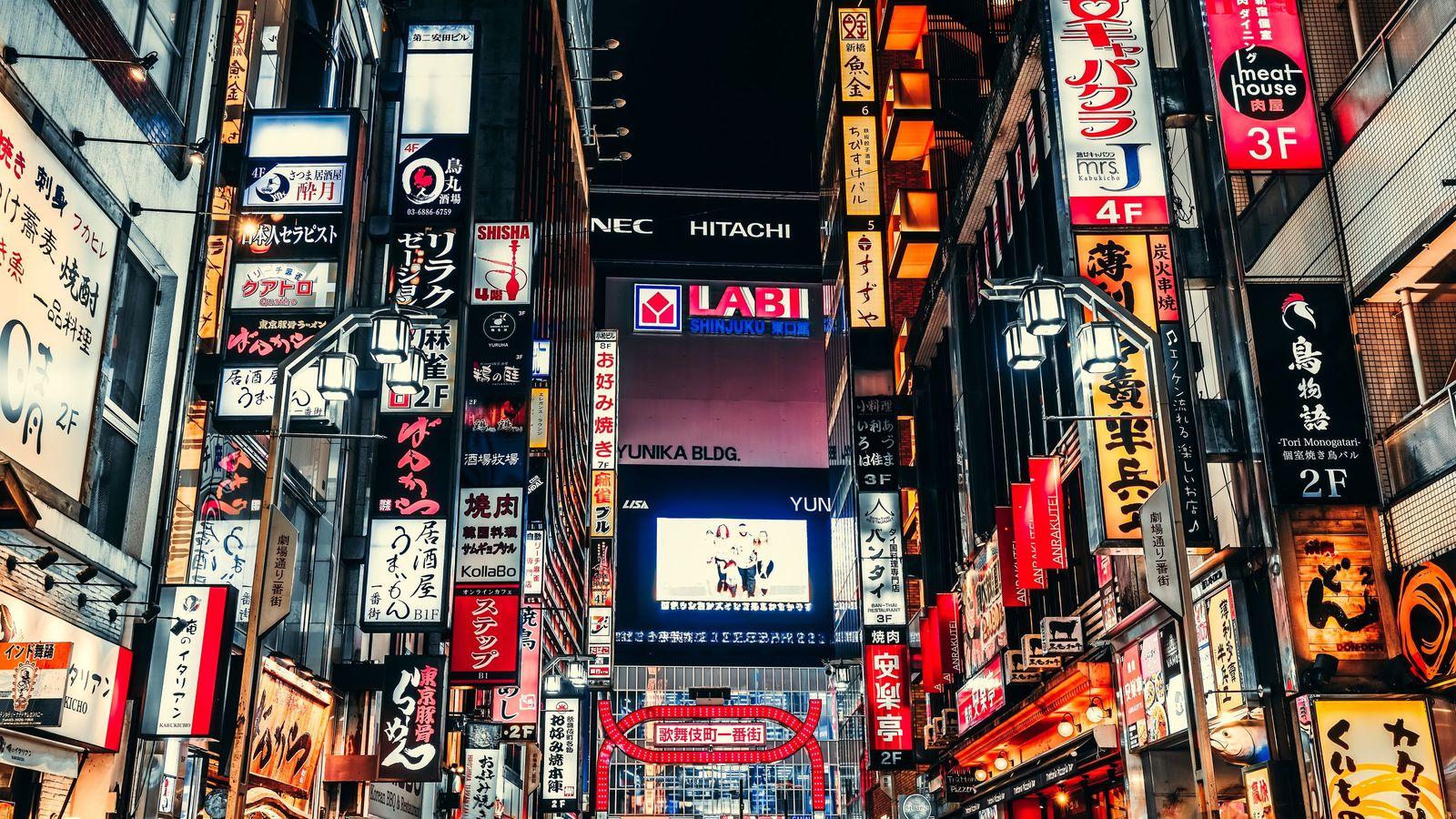 歌舞伎町のギラギラとした看板は減っても、夜遊びはこれからも残り続ける ネオンが照らした欲望の歌舞伎町