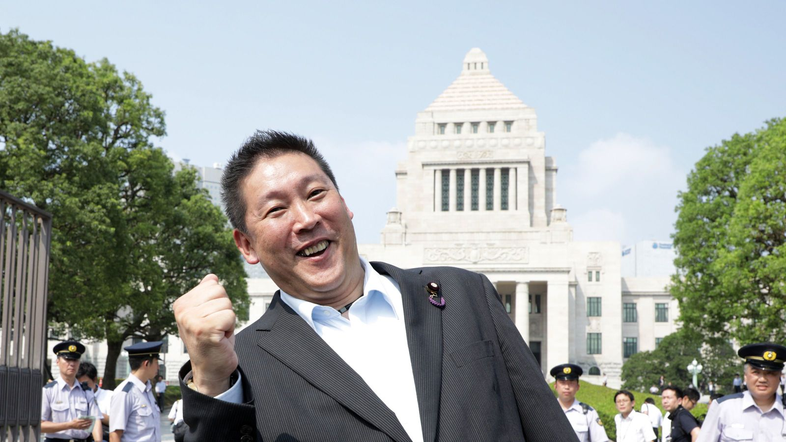 「NHKをぶっ壊す」と安倍政権が手を組む可能性 N国の増殖は憲法改正と表裏の関係