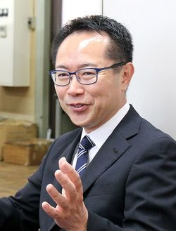 古川元久氏
