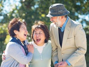 生涯、健康でいるために「笑い」はひとつの鍵となるだろう。だが、ごく稀に悲惨な結果を招くことも……。