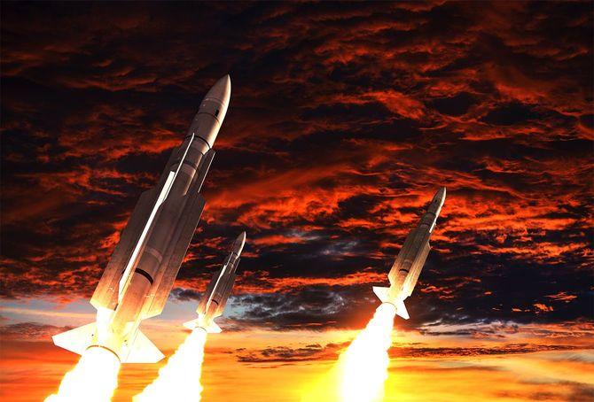 3つのロケット
