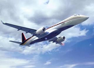 国産旅客機「MRJ」三菱の挑戦