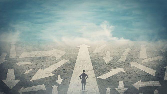 困難な意思決定の概念