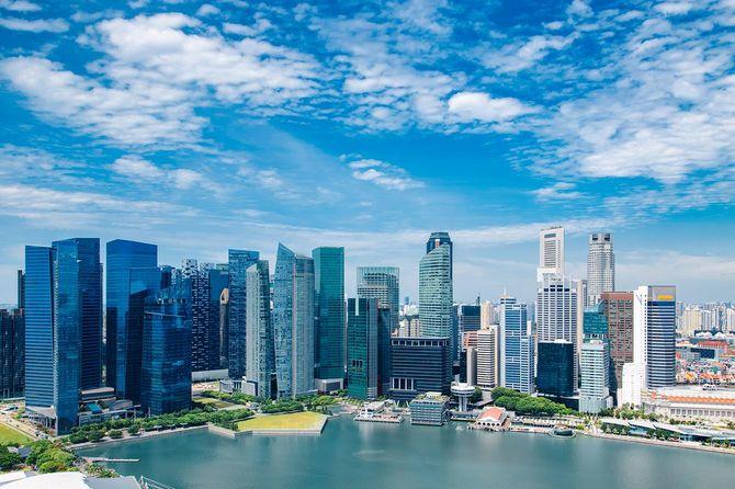 シンガポール都市
