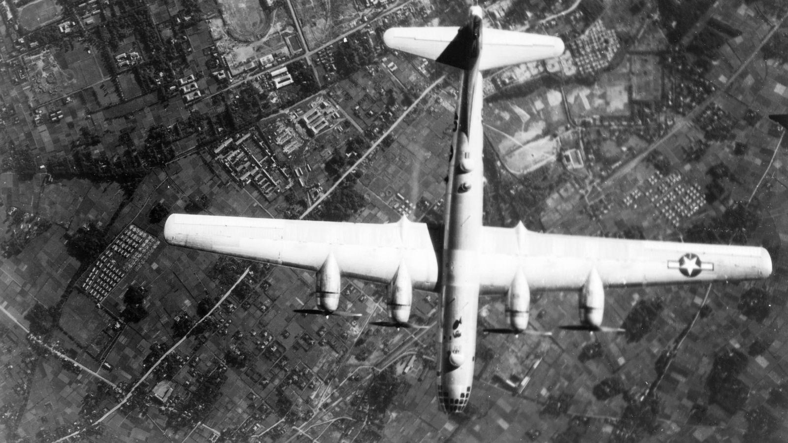スバル創始者が夢想した「400機の爆撃機」の幻 「アメリカ本土を爆撃する」の無謀さ