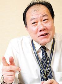 <strong>小原正光</strong>●NHKオンデマンド室長。1954年、埼玉県生まれ。80年に慶応大学法学部卒業、NHKに入局。2007年6月、アーカイブス・オンデマンド室部長、10年6月より現職。