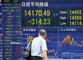 米債務問題、米国より日本の株価が下がった理由
