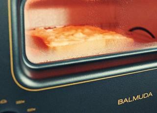 味を追求、バルミューダのトースター