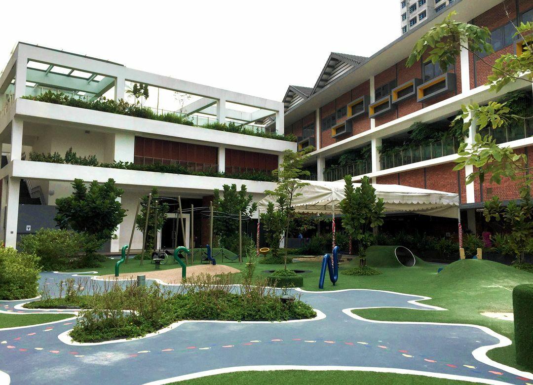 """富裕層がシンガポールに親子留学する理由 実は外国人も通いやすい""""高学歴国"""""""