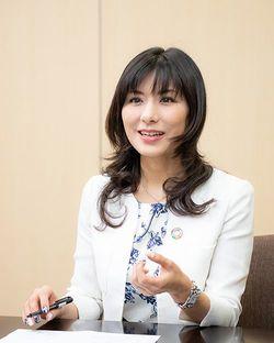ワーク・ライフバランス代表の小室淑恵さん(同社提供)