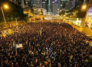 香港独立運動の父「一番心配なのは日本」