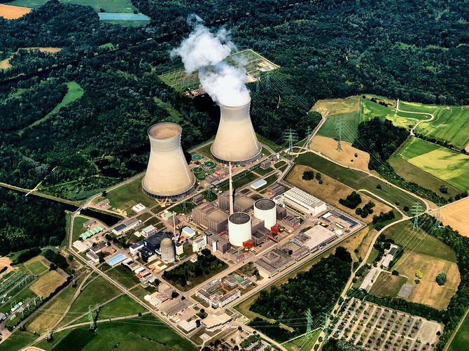 ドイツのグンドレミンゲンにおける原子力計画