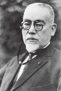 後藤新平。1857年生まれ。関東大震災後に内務大臣兼帝都復興院総裁。当初の復興案は、規模縮小を余儀なくされたが、今日の東京の骨格が造られた。(写真=PANA)