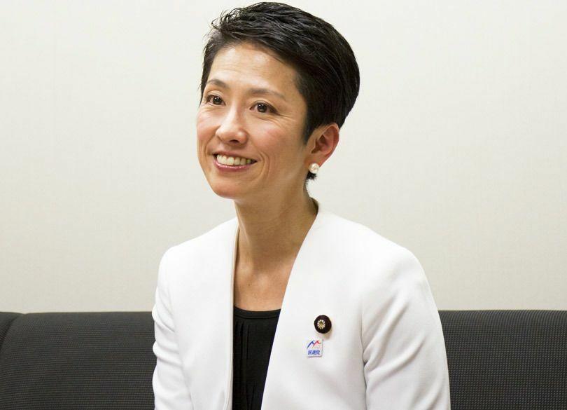 蓮舫代表「鞍替えで小選挙区から出る」 民進党として勝てる態勢をつくる