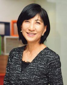 ネットイヤーグループ代表取締役社長 CEO 石黒不二代氏