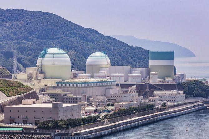 四国電力が所有する伊方発電所