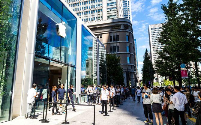 東京に新しいアップルストアがオープン