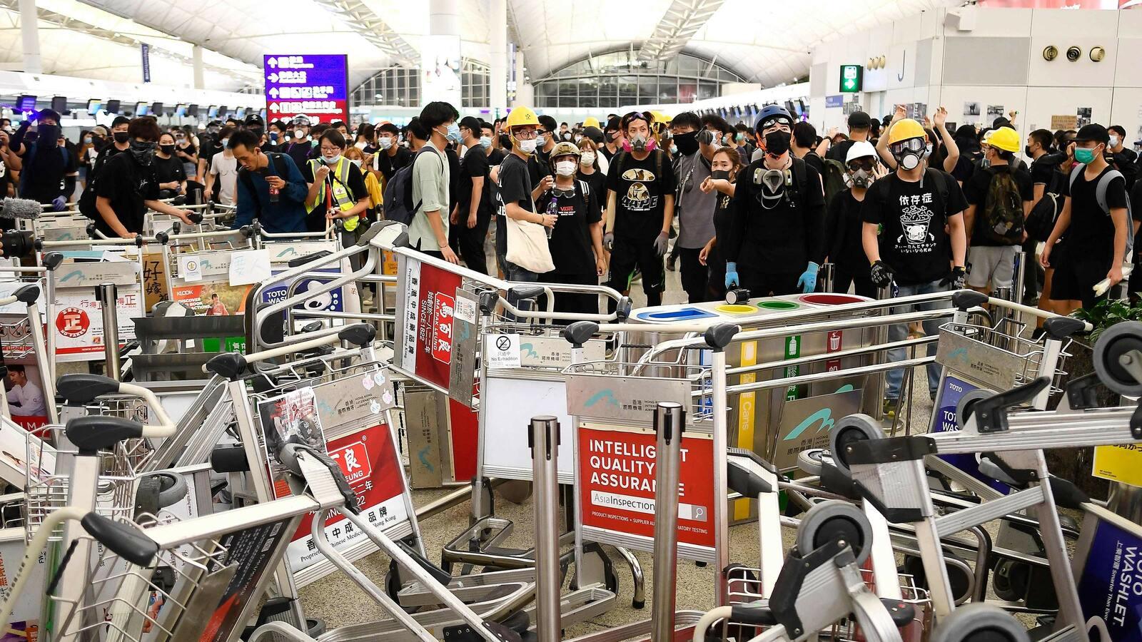 香港デモが「第2の天安門」を避ける道はあるか 暴力行為は絶対に避けるべきだ