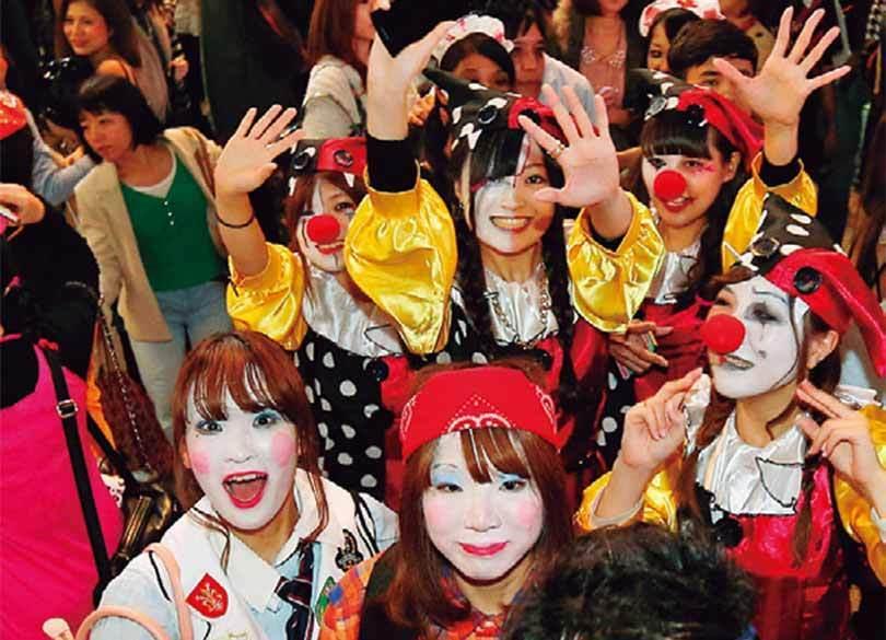 ハロウィン人気を支える「さとり世代」横社会の拡大