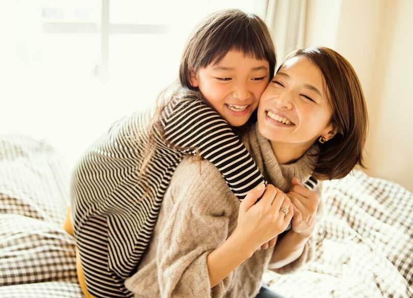なぜ「尊敬する人」は父親より母親なのか 「母親を尊敬する」は過去最高