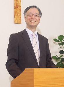 牧師 水谷 潔氏