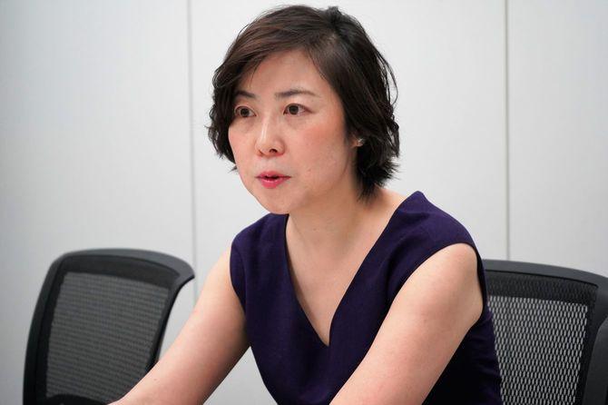 ノンフィクション作家の石井妙子さん