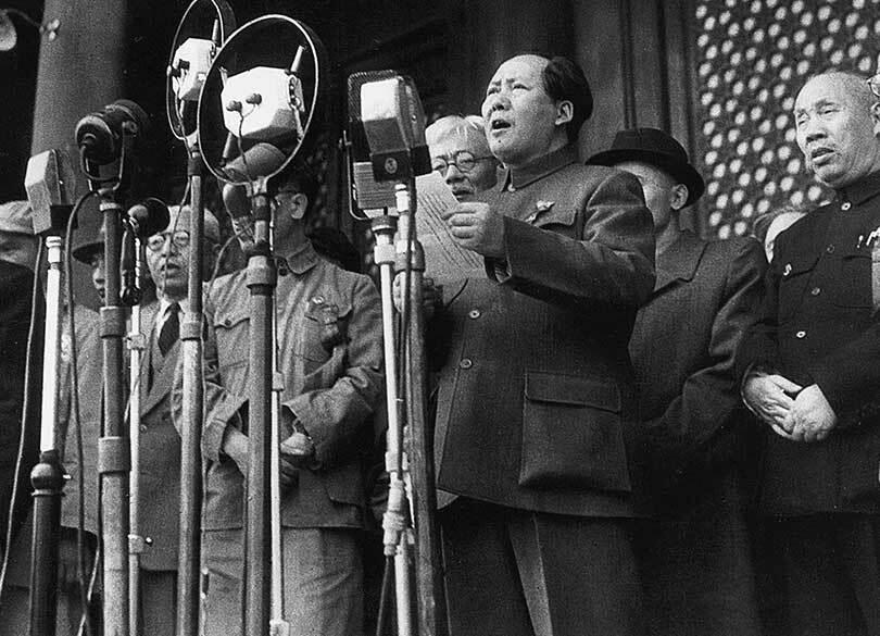 """中国の""""一党独裁""""を許した米国の弱腰外交 なぜ国民党勢力を見殺しにしたのか"""