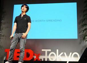 「TEDxTOKYO」ライヴ・レポート