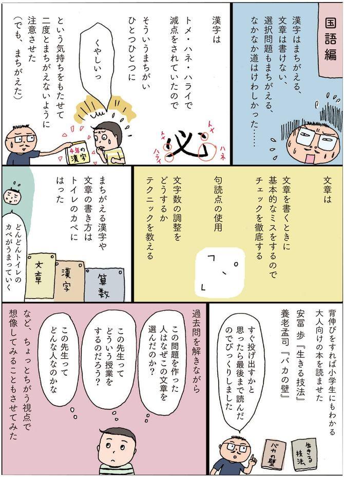 小6秋から必勝法「漢字で失点しない」