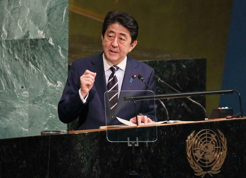 """""""安倍演説""""は北朝鮮が攻撃する口実になる 米国に寄り添う姿に唖然"""